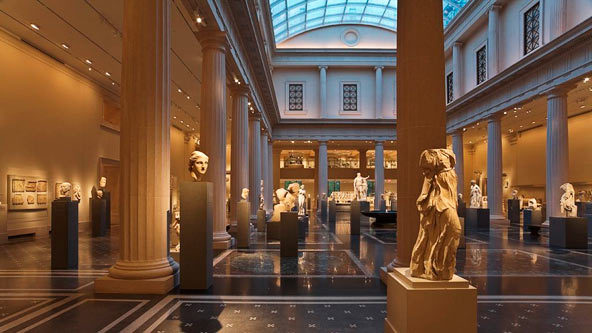 Circle line unlocks nyc fun for Metropolitan mueseum of art